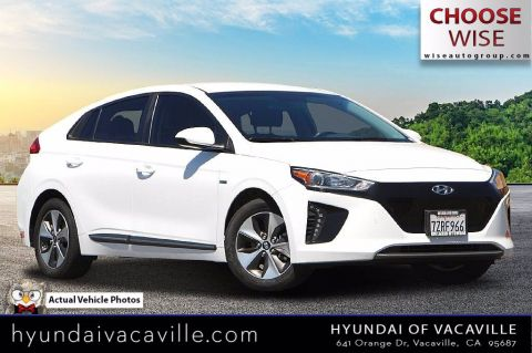 Pre-Owned 2017 Hyundai Ioniq Electric Electric
