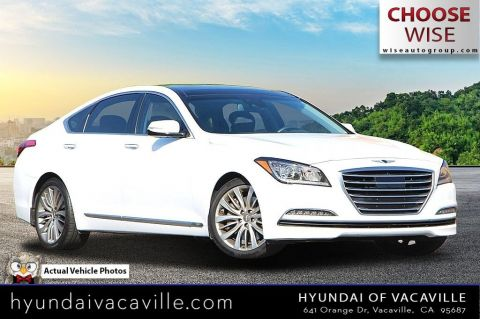 Pre-Owned 2017 Genesis G80 5.0L Ultimate