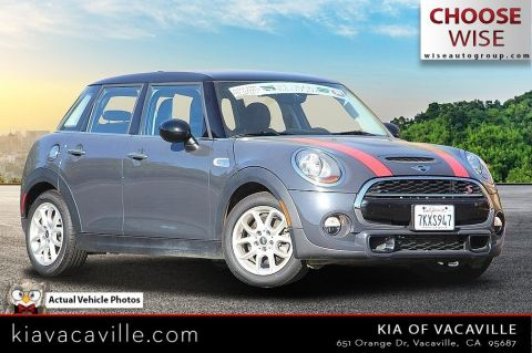 Pre-Owned 2015 MINI HARDTOP Base
